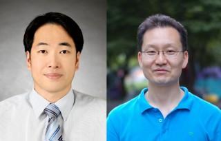 김범준 KAIST 교수(왼쪽)와 우한영 부산대 교수(오른쪽) - KAIST 및 부산대 제공